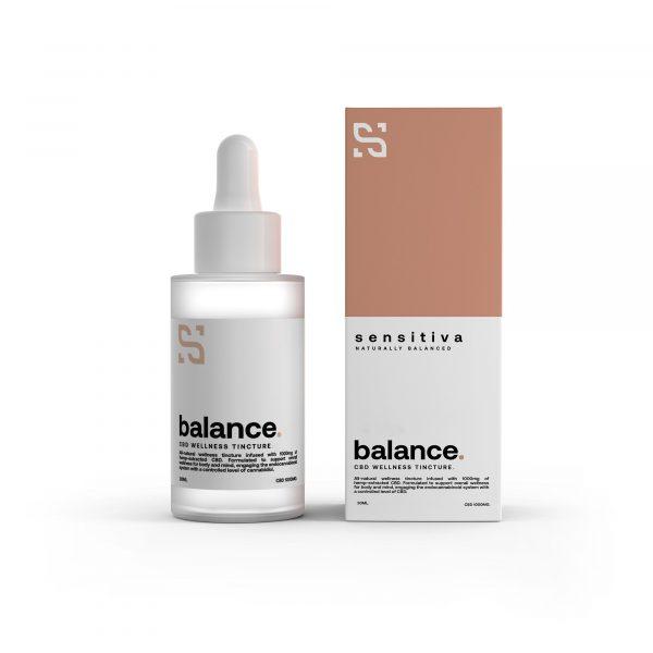 natural wellness CBD tincture